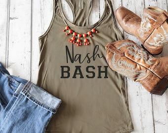 Nashville Bachelorette Party  / Nash Shirt / Bachelorette T-shirts / Bridesmaid shirts / Western Bachelorette / cowgirl bachelorette shirts