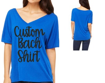 Personalized Bachelorette party shirt / Custom Bachelorette Shirts / Bachelorette t-shirts women / Bachelorette shirts / Bachelorette party