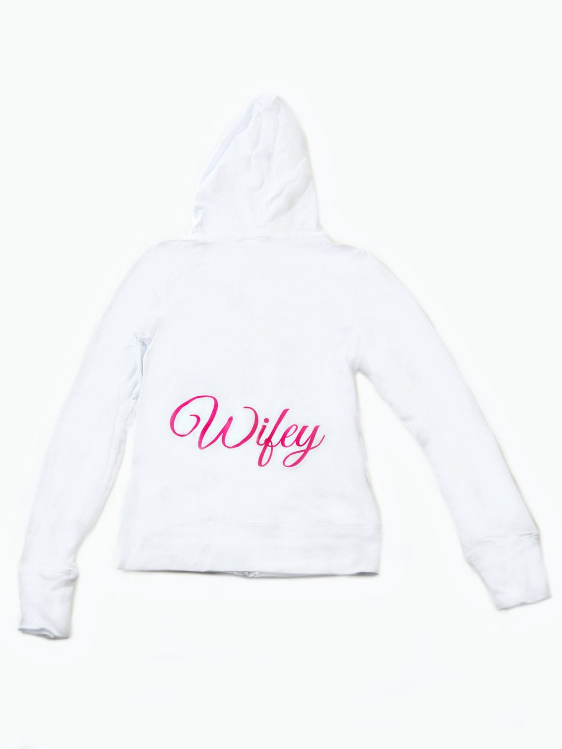 overstock small bride hoodie wifey hoodie bridal shower gift wedding apparel bride zip up hoodie bride fitted sweatshirt
