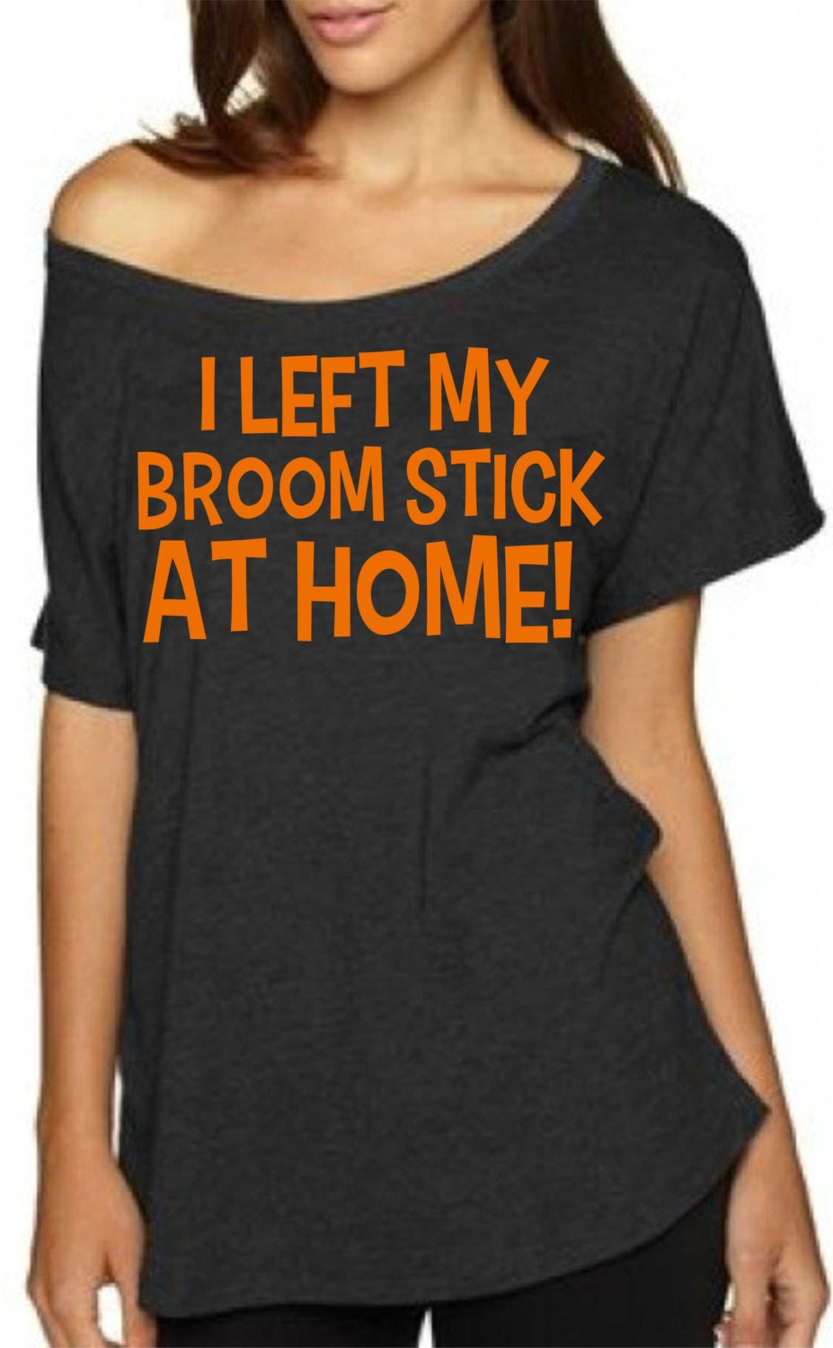 costume t shirt halloween costume shirts funny halloween oversized shirt i left my broom stick at home ladies halloween witch shirt