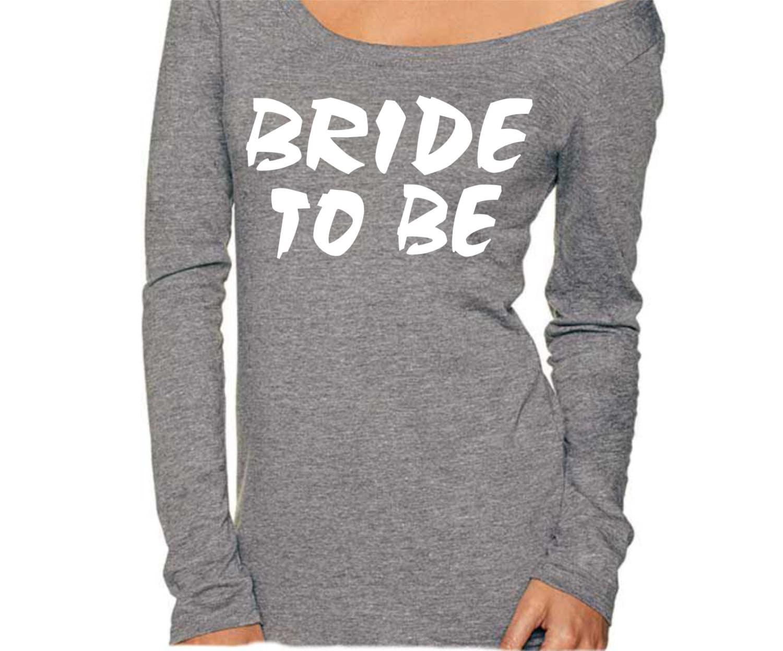 BRIDE TO BE shirt . Wedding Shower Gift . Bride Shirts . Bride ...