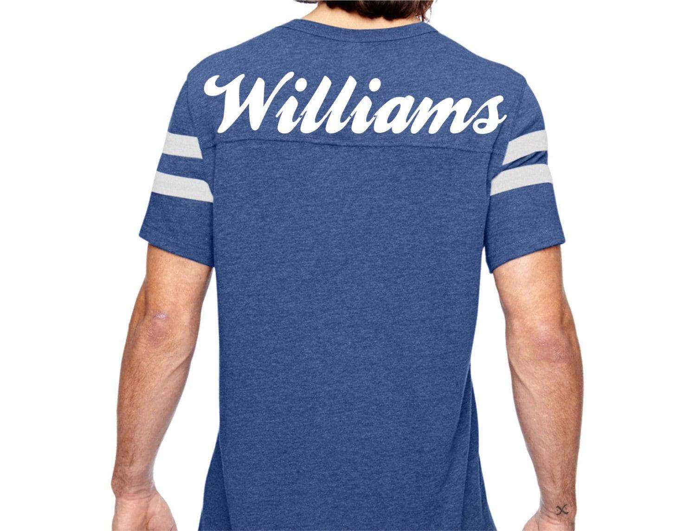 Loose Fit Oversized Custom Last Name Shirt Unisez Jersey Shirt Custom