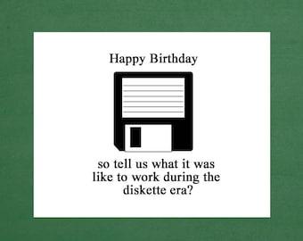 35th birthday card etsy happy birthday vintage computer 40th birthday cards 45th birthday card 40th birthdays funny card funny 40th birthday card m4hsunfo