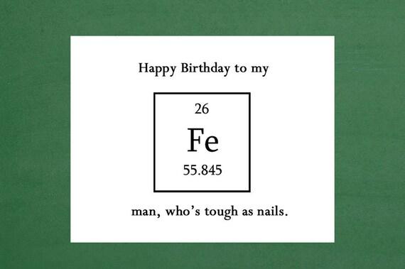 Happy Birthday To My Iron Man Boyfriend Birthday Cards Funny Etsy