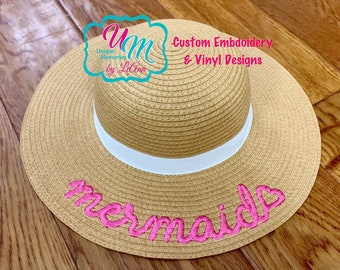 797413cd606 Baby straw hat