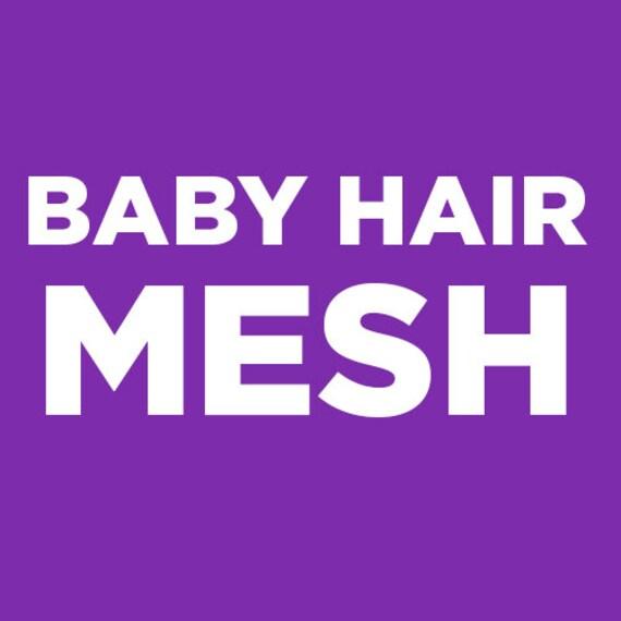 Baby Hair MESH  xmf