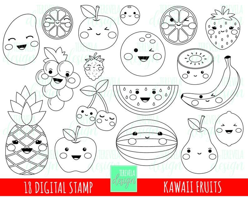 kawaii essen malvorlage  coloring and malvorlagan