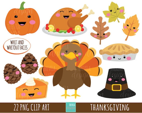 50 Sale Thanksgiving Clipart Commercial Use Turkey