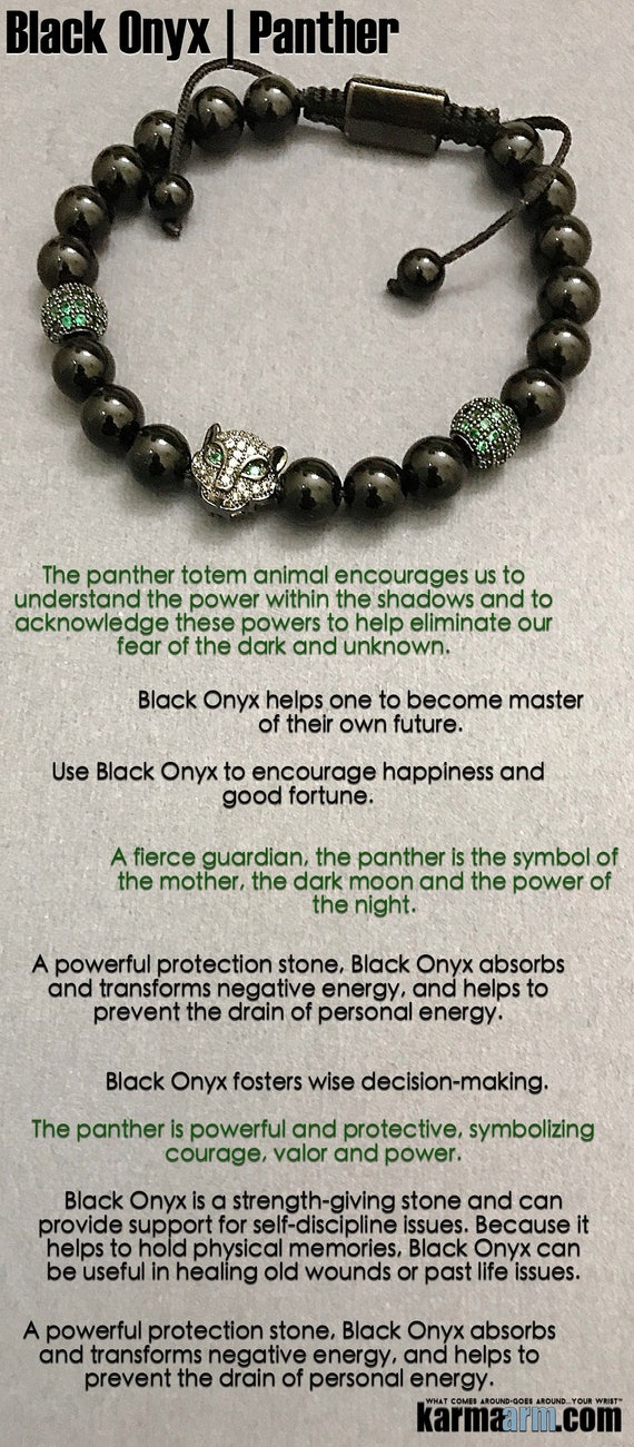 86436601b4761 KarmaArm - POWER  Black Onyx
