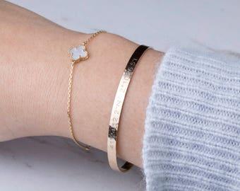 Engraved coordinate cuff,coordinate bangle,Silver gold rose gold,full name half cuff bracelet,quote cuff Bracelet,initial monogram cuff