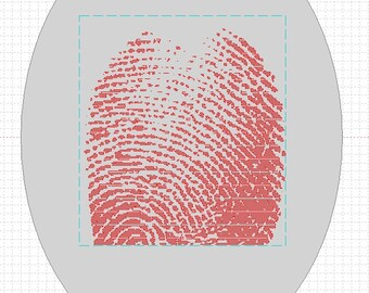 Fingerprint surcharge
