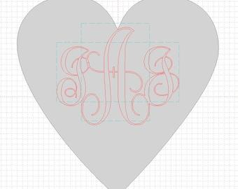 Locket engraving