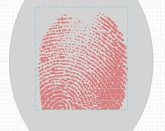Fingerprint surcharge