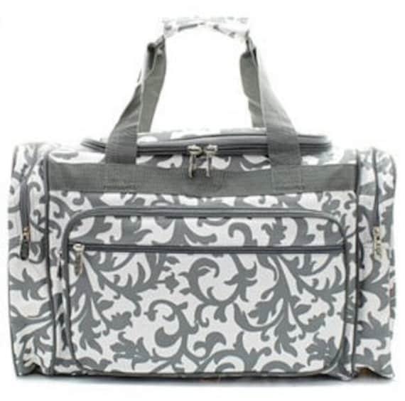 Personalized Duffle Bag Duffle Bag large duffle bag  faaf6c800966e