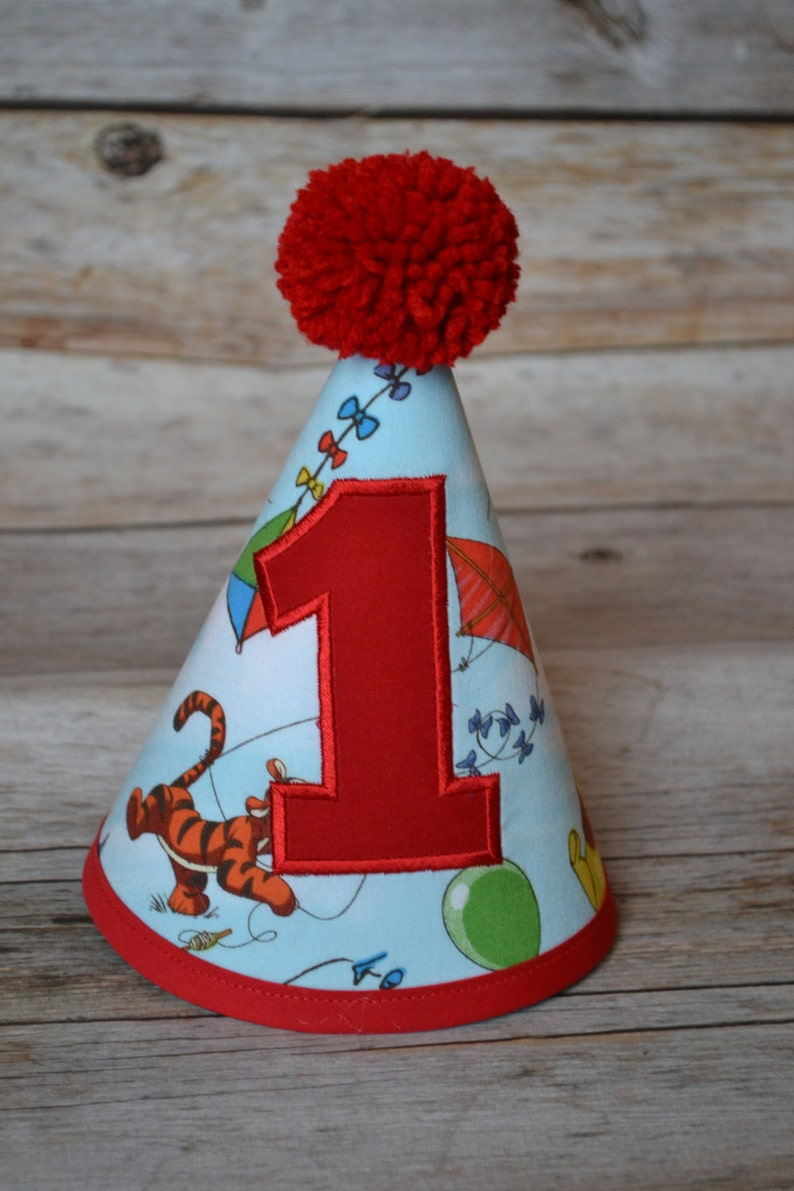 1st Birthday Set Boys 1st Birthday Boys Birthday Cake Smash Outfit Boy Cake Smash Outfit Winnie the Pooh Cake Smash Birthday Outfit