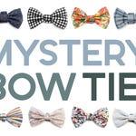 Mystery Bow Tie Sale! — Dog Bowtie
