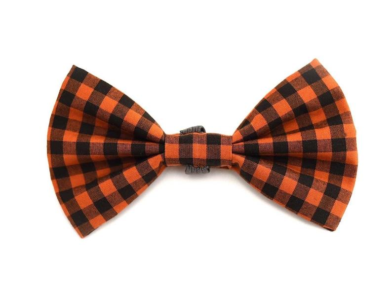 The Hale Bow Tie  Dog Bowtie Brooklyn Bowtied Halloween image 0