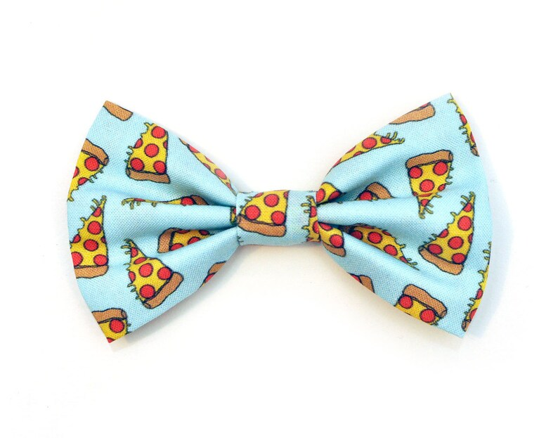 The Troy Bow Tie  Dog Bowtie Made in Brooklyn Bowtied image 0