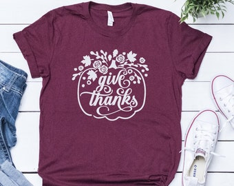 d5c4034d96bf4 Give thanks shirt