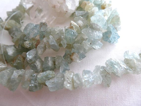 "5x8mm Faceted Blue Aquamarine Gemstone Abacus Roundel Loose Beads 15/"" Strand AAA"