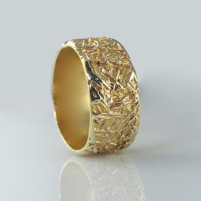 image 0 Yellow gold 0.394'' inches
