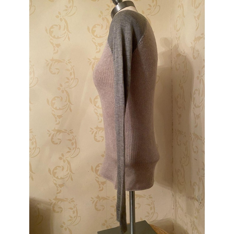 Reed Krakoff Gray Sweater Small