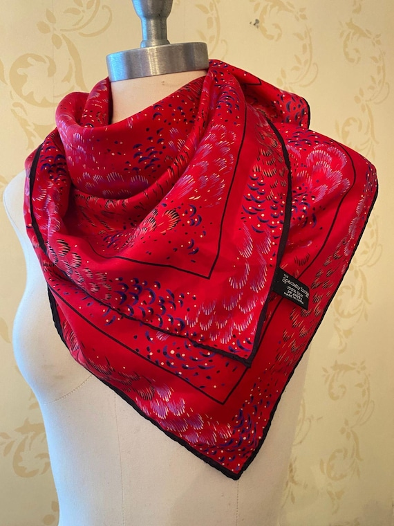 The Specialty House 100% Silk Scarf