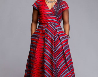 African dress plus size   Etsy