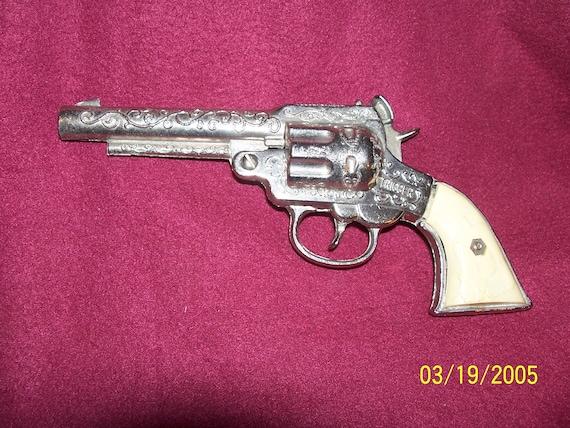 ROY ROGERS TRIGGER cap gun set