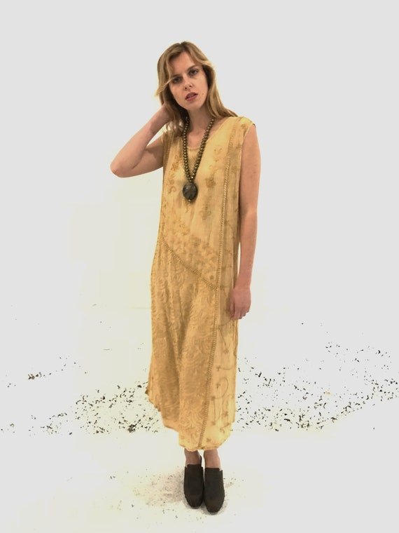 f8be1c8c127 Sundust Dress indian bohemian 70 s dress embroidered