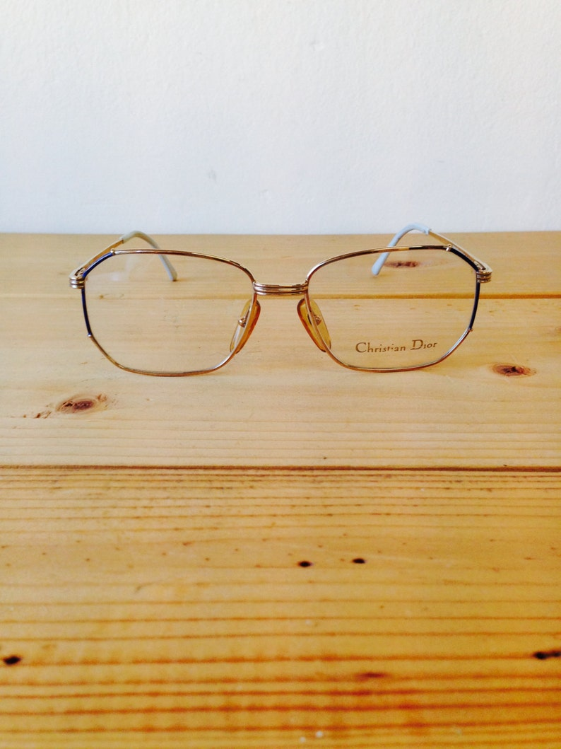 a928884f3f9 Christian Dior Glasses Almost Famous Glasses 70 s Vintage