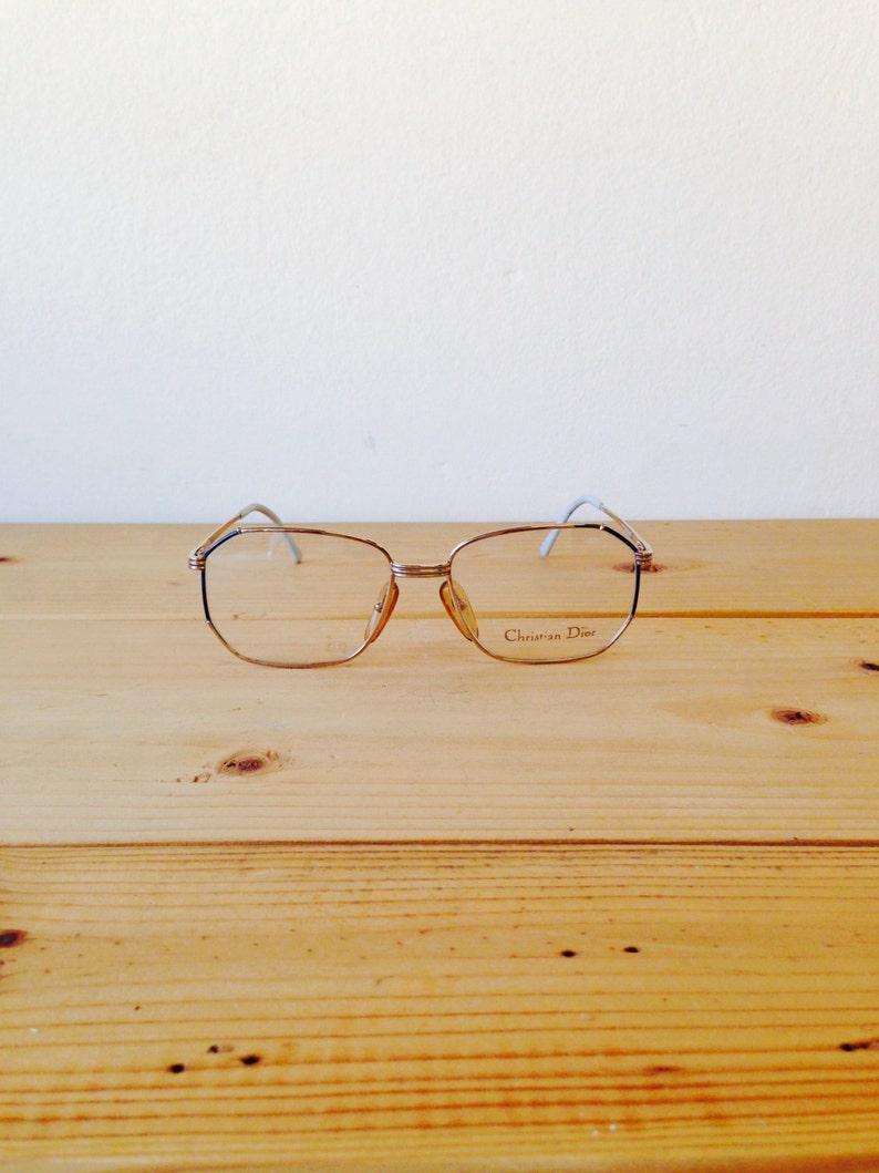 060e5eb78fd Christian Dior Glasses Almost Famous Glasses 70 s Vintage