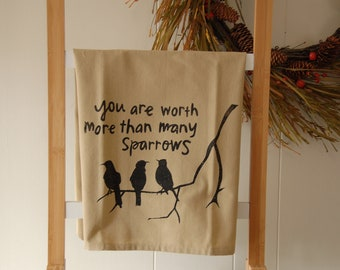 BULK ORDER  You are worth (Qty 25)