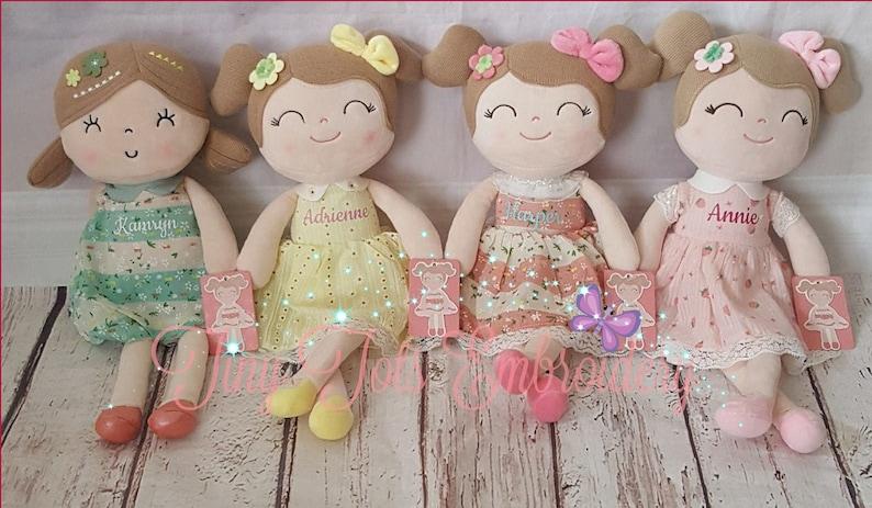 Custom Baby Doll