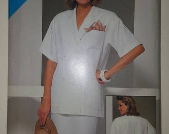 See & Sew Pattern Sizes 8-12  #5480