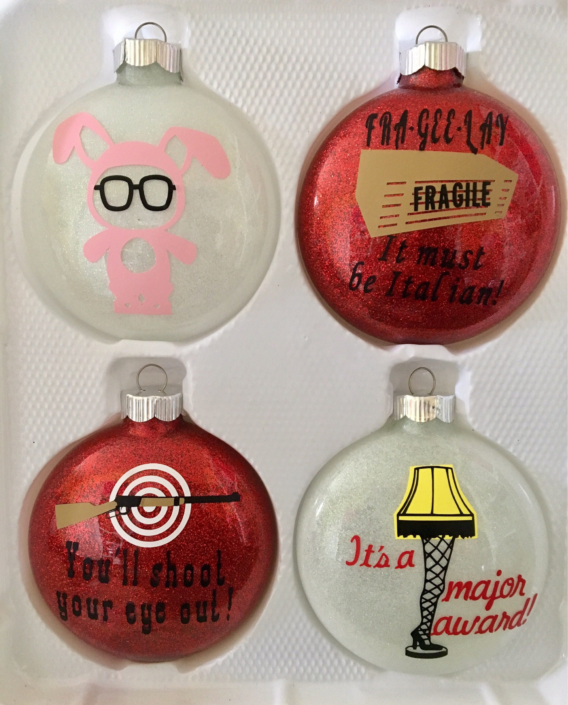 A Christmas Story Ornaments | Etsy