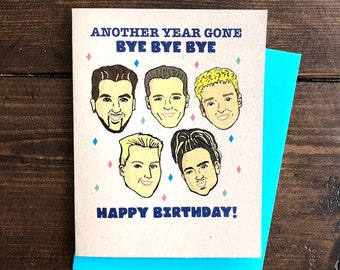 90s Greeting Card Etsy