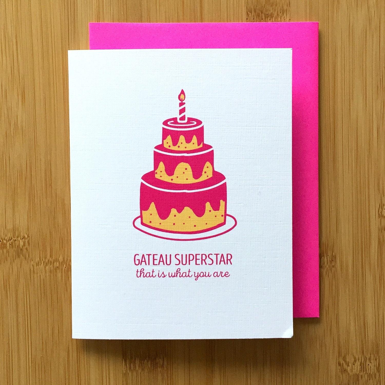 Gateau Superstar Birthday A2 Handmade Birthday Cake Hip Hop Odb