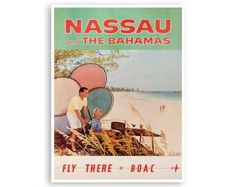 Bahamas flats fish poster Bahamas poster The Bahamas NOAA Chart Poster Bahamas nautical chart poster Bahamas poster Bahamas print