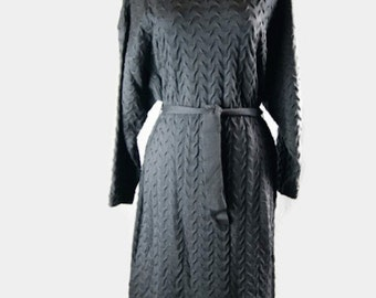 Vintage New Old Stock LeRoy Knitwear Dress Women's