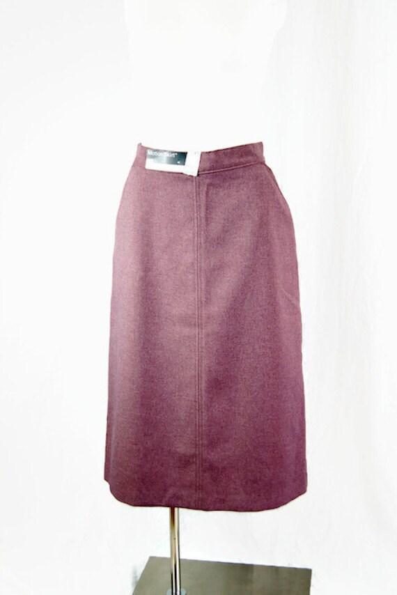 Vintage JC Penney Motion Skirt NOS New Old Stock