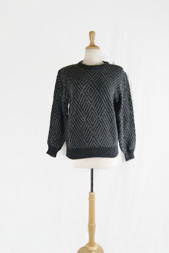Vintage 1980s Michael Gerald Sweater