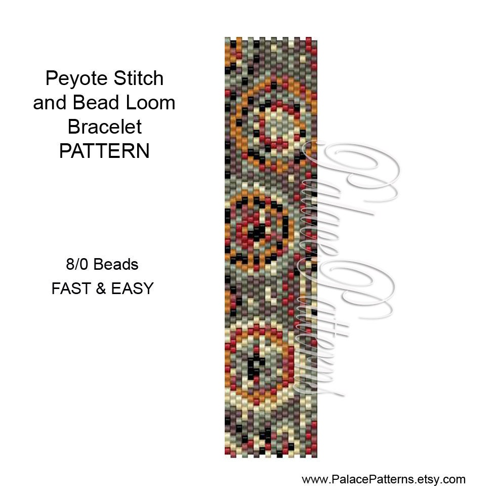 Seed Bead Loom Patterns Awesome Ideas