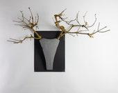 "deer antlers ""Sxull"" - Concrete variation"