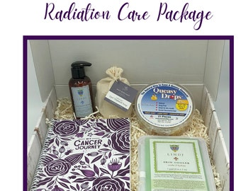 Radiation Care Package, Cancer Gifts, Get Well Gift