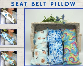 Seatbelt Pillow, Thinking Of You, Chemo Gift