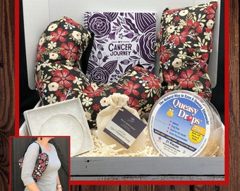 Breast Cancer Care Package, Post Mastectomy, Breast Cancer Gifts