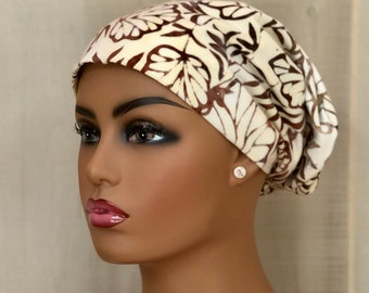 Fall Chemo Head Wrap For Women With Hair Loss, Cancer Gifts