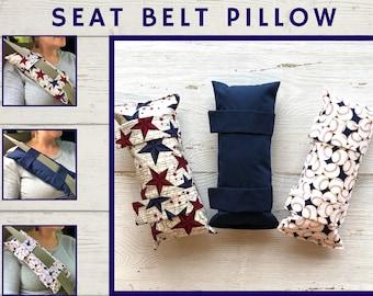 Seatbelt Pillow For Men, For Women, Post Surgery Pillow, Get Well Gift