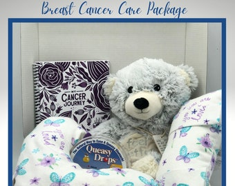 Breast Cancer Care Package, Thinking Of You Gift, Breast Cancer Gifts